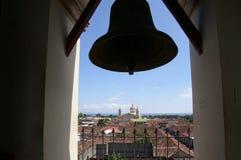 格拉纳达大教堂 库存图片