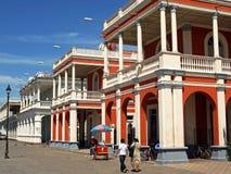 格拉纳达尼加拉瓜 免版税图库摄影
