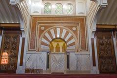 格拉纳达清真寺 图库摄影