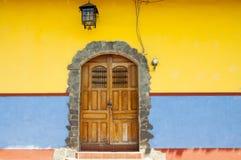 格拉纳达的门 库存照片