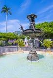 格拉纳达,尼加拉瓜 图库摄影