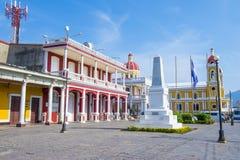 格拉纳达,尼加拉瓜 免版税库存图片