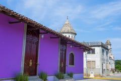 格拉纳达,尼加拉瓜 免版税库存照片