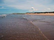 格林威治海滩,裴 免版税库存图片