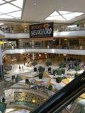 格林斯博罗购物中心 图库摄影