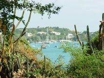 格林那达海岛 免版税库存图片
