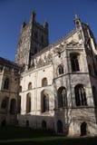 格洛斯特大教堂 库存图片