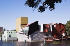 格罗宁根,荷兰博物馆  库存照片