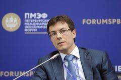 格言Protasov 免版税库存照片