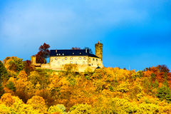 格赖芬斯泰因巴特布兰肯堡 免版税图库摄影