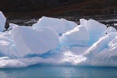 格陵兰冰山 免版税图库摄影