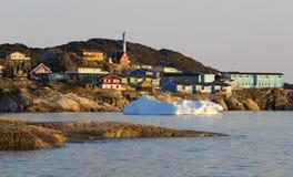 格陵兰 图库摄影