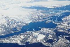格陵兰 库存照片
