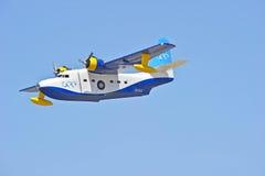 格鲁门公司HU-16 库存图片