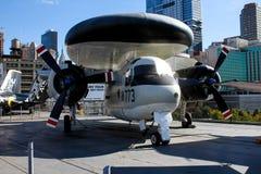 格鲁门公司WF-2 E-1B追踪者 免版税库存照片