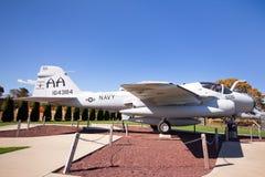 格鲁门A-6入侵者航空器 免版税图库摄影