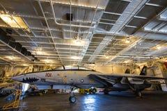 格鲁门F-14A Tomcat 免版税库存图片