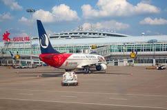 桂林机场 免版税图库摄影