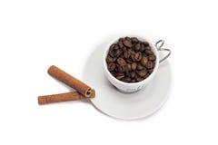 桂香咖啡 库存照片