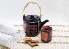 桂香茶 库存照片