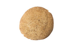 桂香整个糖屑曲奇饼- 免版税库存照片