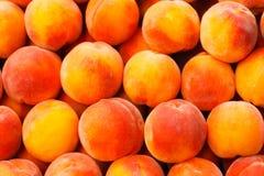 桃子果子背景 库存图片