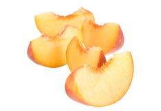 桃子许多和平桃子许多和平桃子许多和平  免版税库存照片