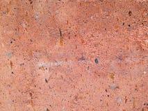 桃红色凝灰岩自然山石头 免版税库存图片