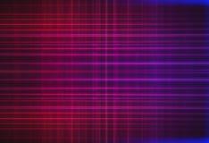 桃红色和紫色scanlines例证背景 库存照片