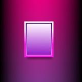 桃红色和紫色框架摘要背景传染媒介 库存图片