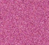 桃红色和紫色闪烁 库存照片