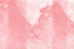 桃红色大理石作用纹理 免版税库存图片