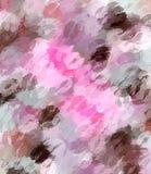 桃红色性感的亲吻背景 皇族释放例证