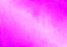 桃红色摘要被绘的背景 免版税库存照片
