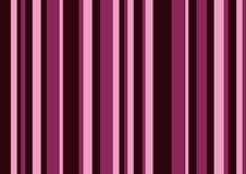 桃红色数据条 库存例证