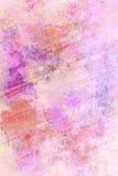 桃红色柔和的淡色彩色的难看的东西背景 免版税库存图片