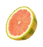 桃红色柠檬切片 免版税库存图片