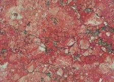 桃红色玫瑰自然无缝的大理石石纹理样式背景 与裂缝的概略的自然石无缝的大理石纹理表面 库存照片