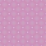 桃红色现实室内装饰品皮革纹理的魅力无缝的样式 免版税库存照片