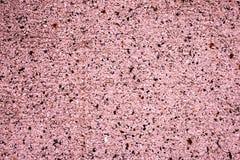 桃红色纹理墙壁 免版税库存图片