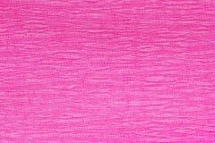 桃红色纹理装饰了纸,宏观摄影,背景 免版税库存图片