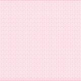 桃红色背景,正方形的各种各样的大小在链子的 免版税图库摄影