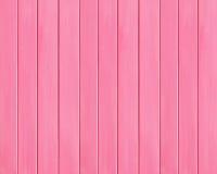 桃红色色的木板条纹理背景 库存照片