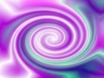 桃红色蓝色漩涡摘要漩涡背景 库存图片