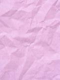 桃红色薄纸纹理 免版税库存照片