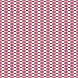 桃红色金刚石纹理。 无缝的模式。 免版税库存图片