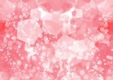桃红色长方形墙纸 免版税库存图片