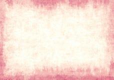 桃红色颜色纹理老纸  免版税图库摄影