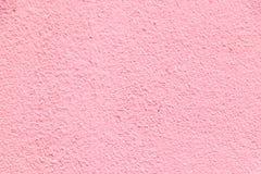 桃红色水泥 免版税库存图片