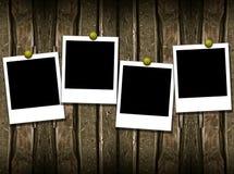 框架人造偏光板 免版税库存图片